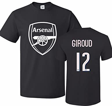 b2bffab3ebc Tcamp Arsenal Shirt Olivier Giroud  12 Jersey Men T-shirt