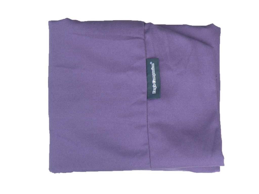 Super Large Dog's Companion Canvas Cover Dog Bed Superlarge Purple