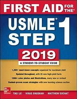 First Aid for the USMLE Step 1 2019, Twenty-ninth edition: Amazon co