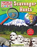 The World Almanac for Kids - Scavenger Hunts, Greg Camden, 1420638521