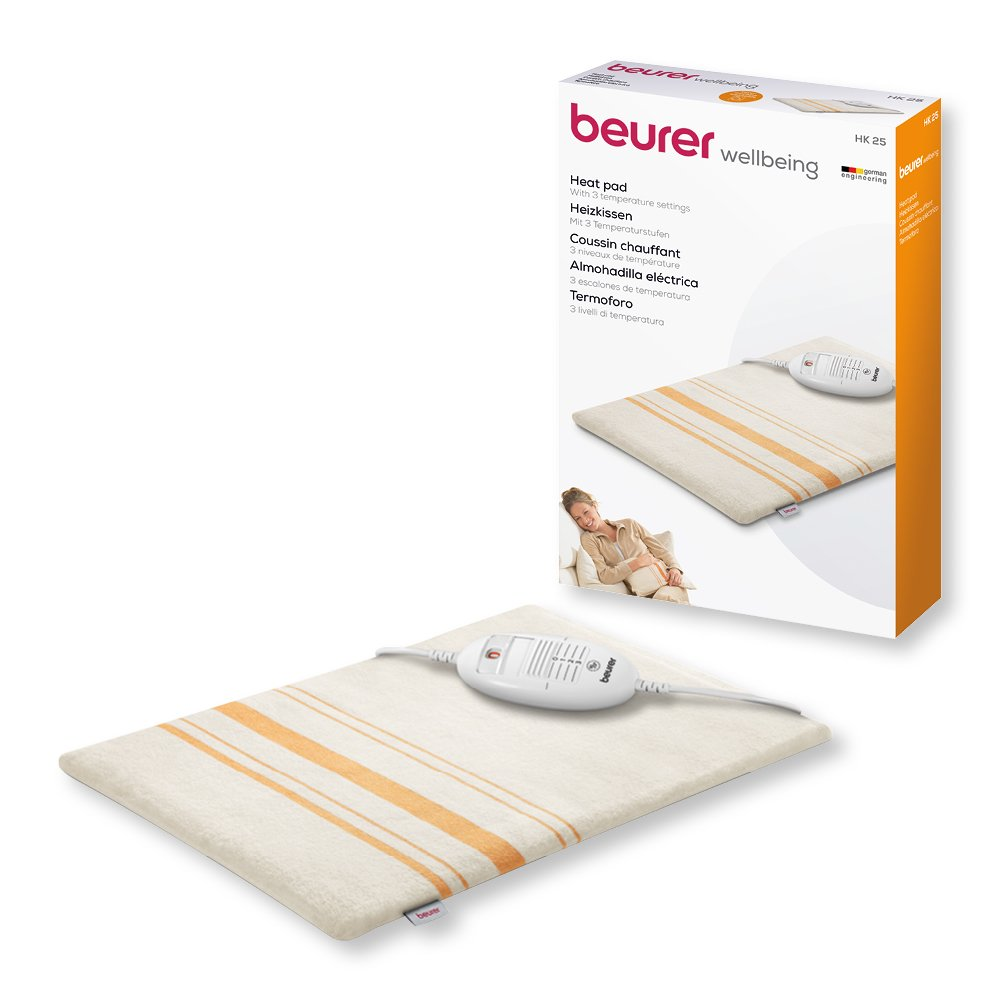 Beurer HK25 Electronic Heating Pad HealthCentre 255.01
