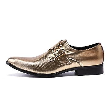 K Zapatillas De Deporte De Cuero Para Hombre/Zapatos Oxford Oficiales/ Zapatos