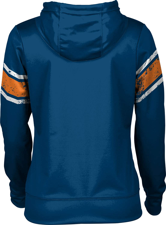 School Spirit Sweatshirt End Zone ProSphere Bucknell University Girls Pullover Hoodie