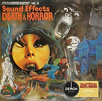 BBC Sound Effects: Death & Horror [VINYL]: Amazon co uk: Music