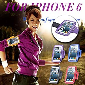 6S Armband For Iphone 6S Gym Workout Sport Arm Band Case Pu Leather Cover For Iphone 6 Bag Arm Band Case Morning Excerise New-
