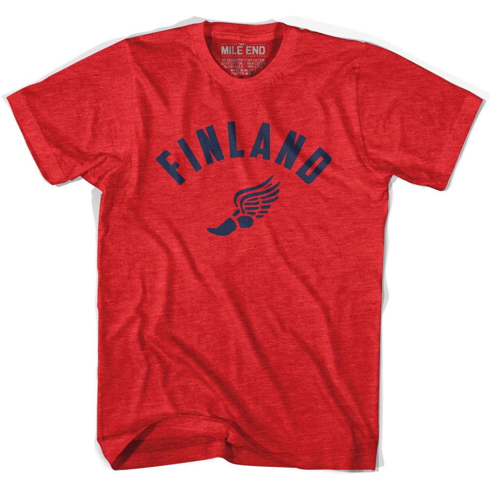 Finland Track T-shirt