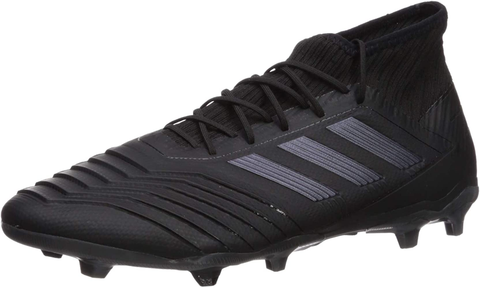 adidas Predator 19.3 Firm Ground Boots Black
