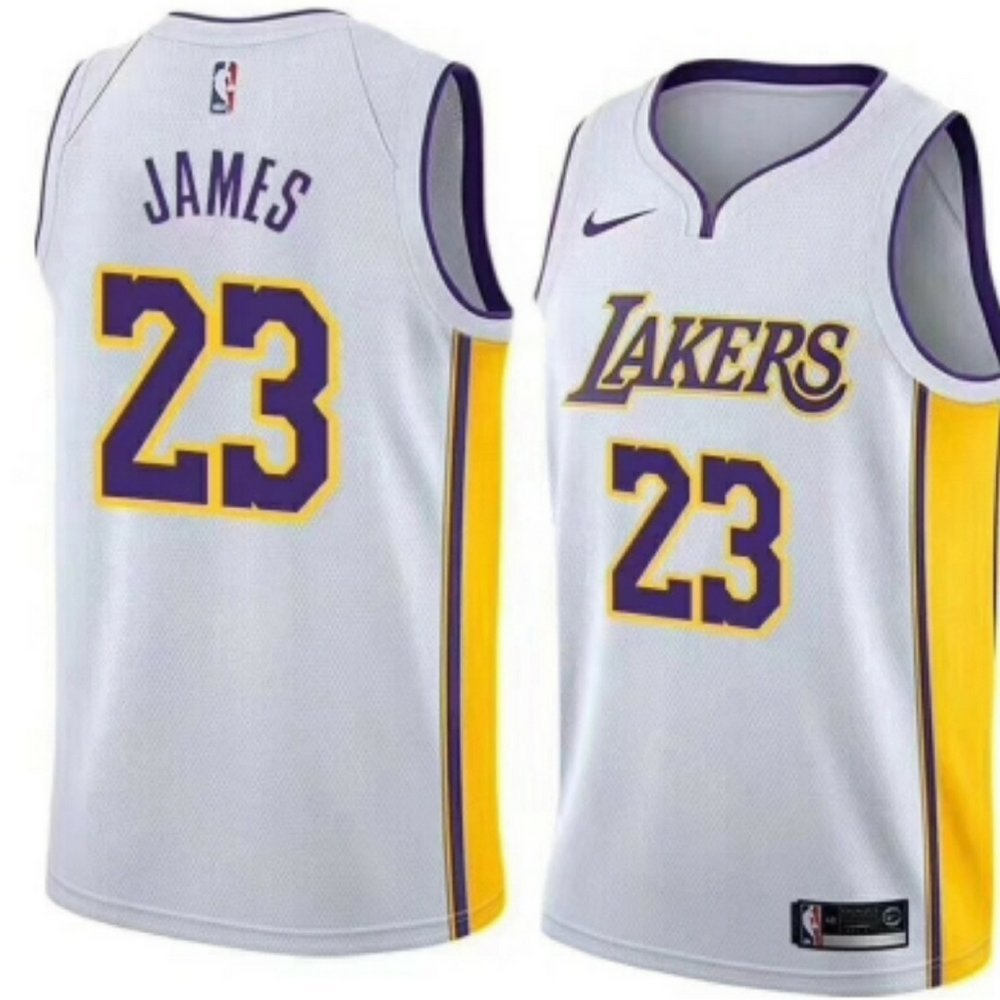check out ce223 d5dea Trendz Universal Lebron Lakers Jersey Limited Edition Replica