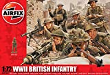 Airfix - A01763 - Maquette - WW11 British Infantry - Echelle 1:72
