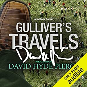 Gulliver's Travels: A Signature Performance by David Hyde Pierce Hörbuch