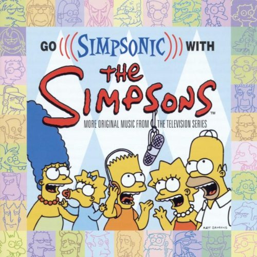 Go Simpsonic With The Simpsons: Original Music From The Television Series
