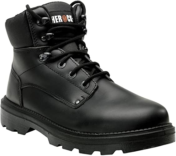 San Remo High Compo S3 Shoes Safety Shoes Rising Soul