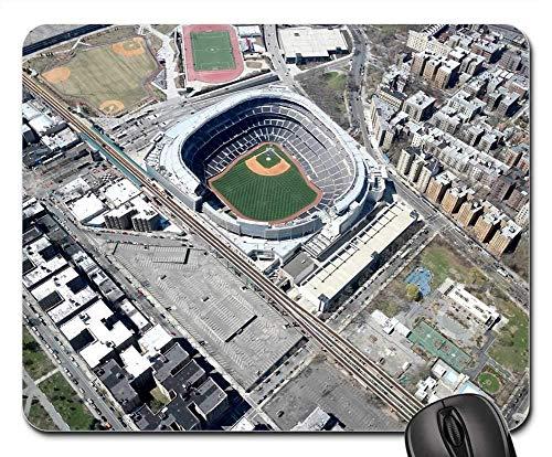 ial Yankee Stadium New York Baseball Non-Slip Mouse pad ()