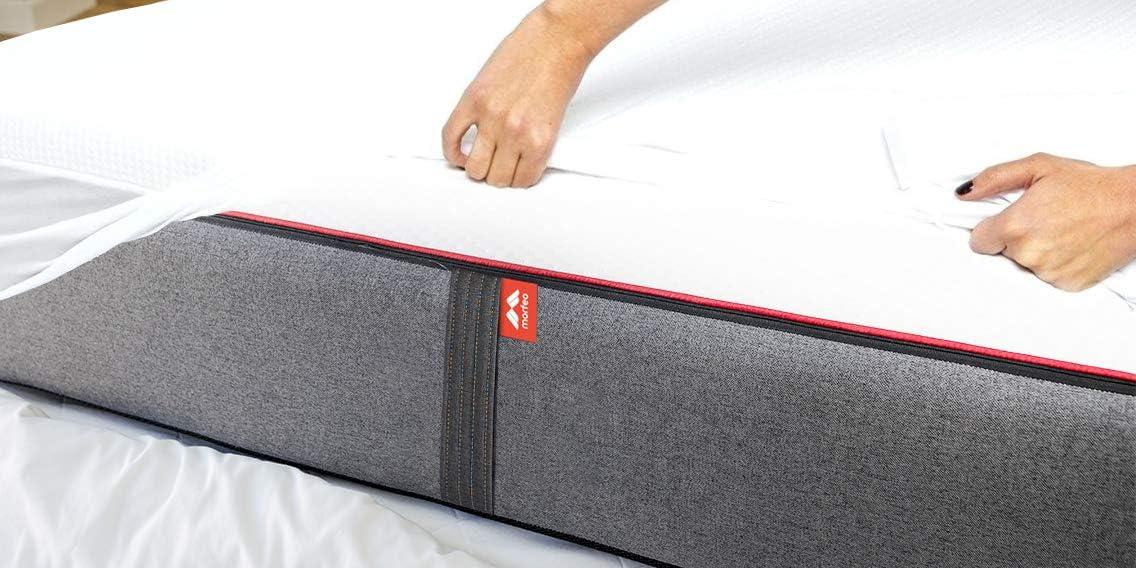 Morfeo - Protector de colchón - Impermeable Transpirable Bambú ...