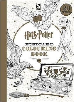 Harry Potter. Postcard Colouring Book por Vv.aa epub