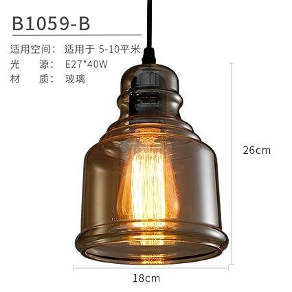 Good quality Lámpara de Techo Colgante de Montaje de la lámpara Barra Creativa pequeña Cabeza pequeña