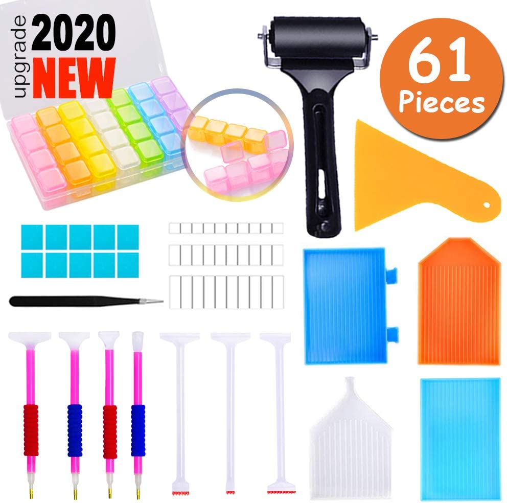 5D Diamond Painting Roller Plastic Clay Tool Cross Stitch Accessories