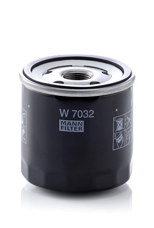 Mann Filter W7032 Oil Filter MANN & HUMMEL GMBH