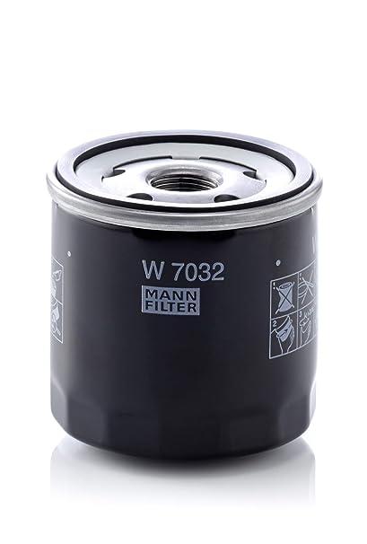 Mann Filter W7032 Filtro de Aceite