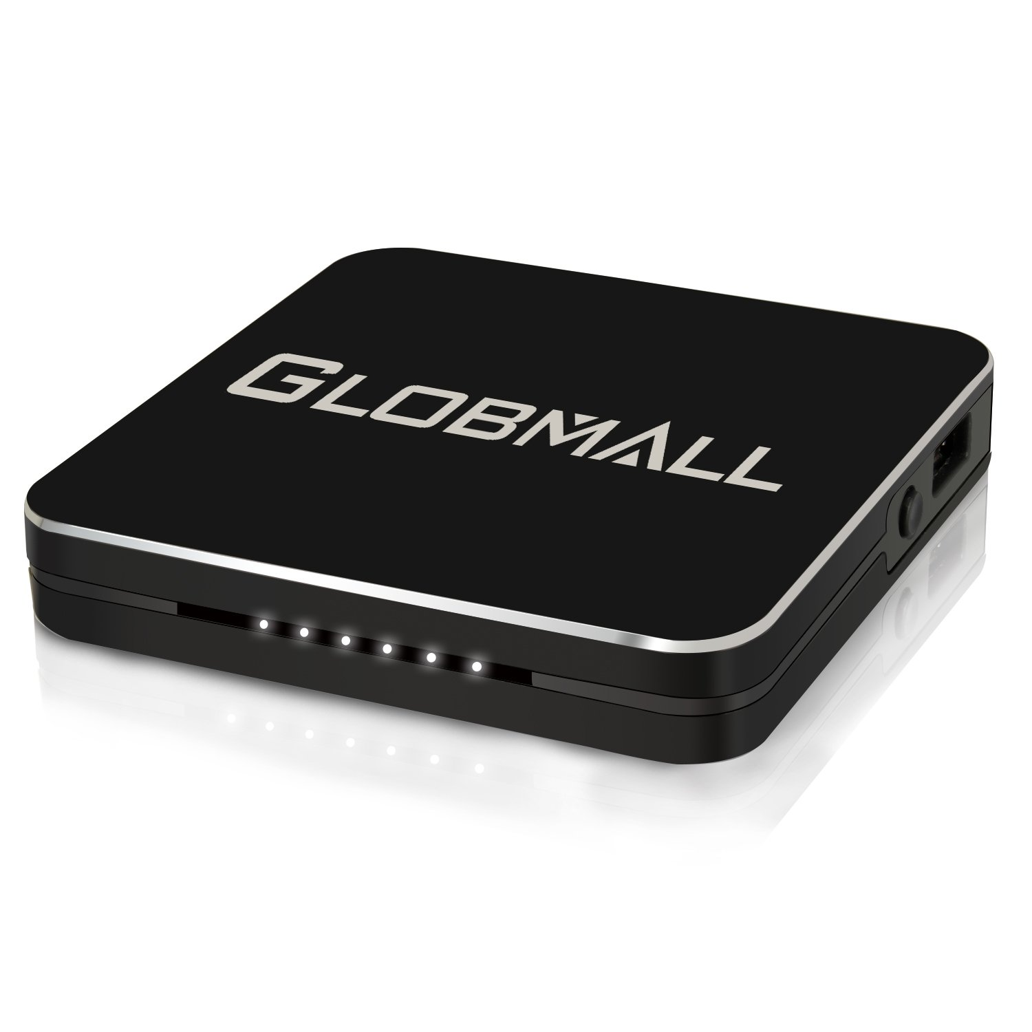 Globmall Game Capture HD, HDMI Video Capture 1080P, Game Recorder Device for PlayStation 4, Xbox One/360, Nintendo Switch and Wii U etc, Support Microphone Input