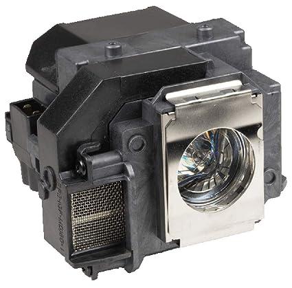 For EPSON Powerlite Home Cinema 8350 Lamp with OEM Osram PVIP bulb inside