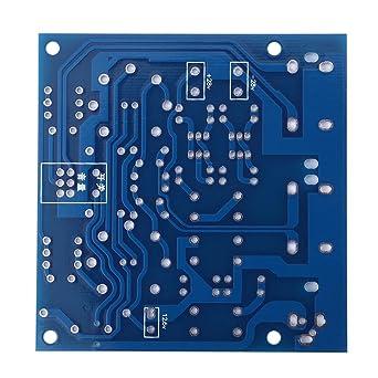 6J1 Electronic Tube Preamplificador Amplificador de auriculares Junta Amp Parts Musical Fidelity Kit