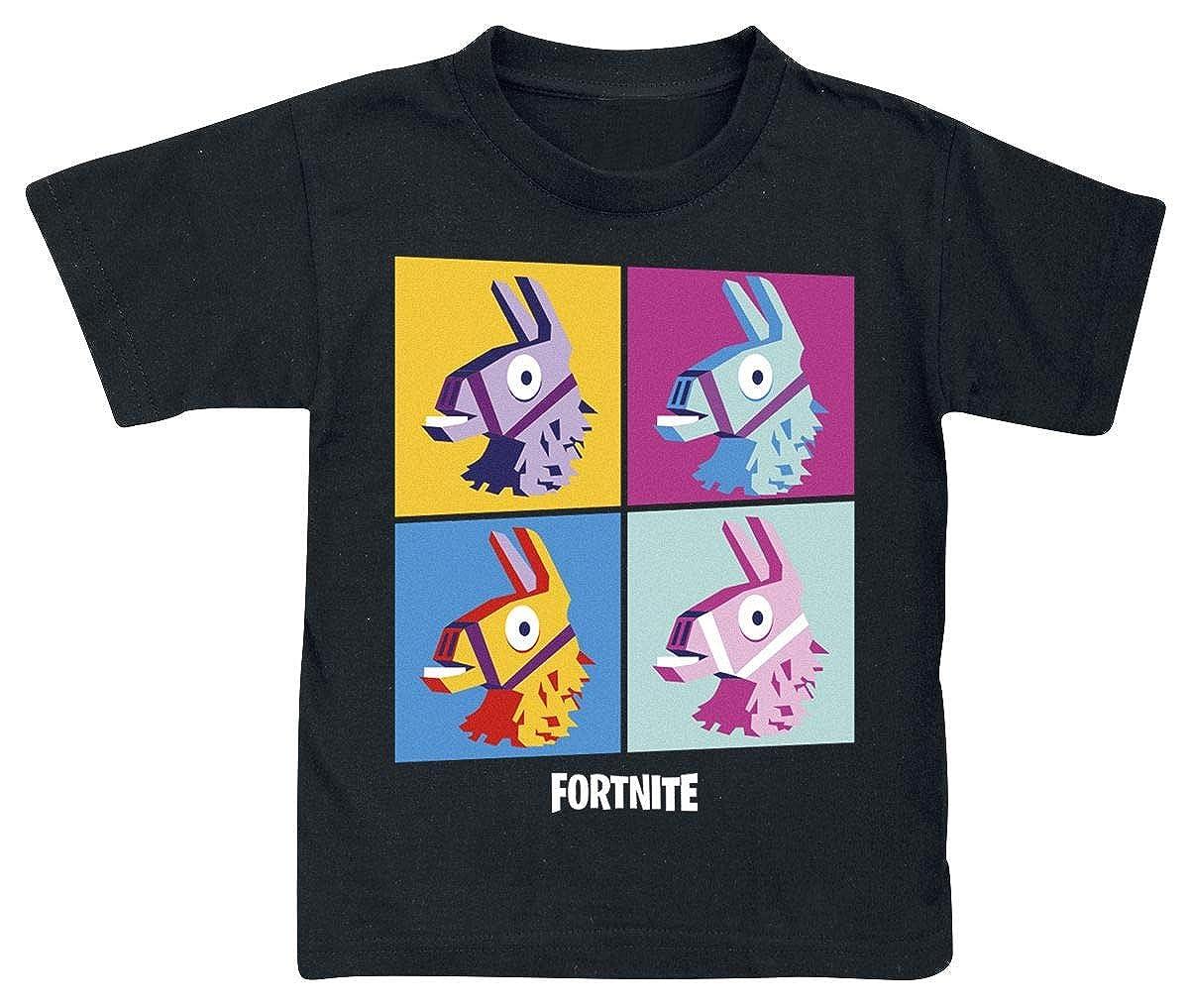 cce1d94b3b1d7 Fortnite T- Shirt Garçon  Amazon.fr  Vêtements et accessoires