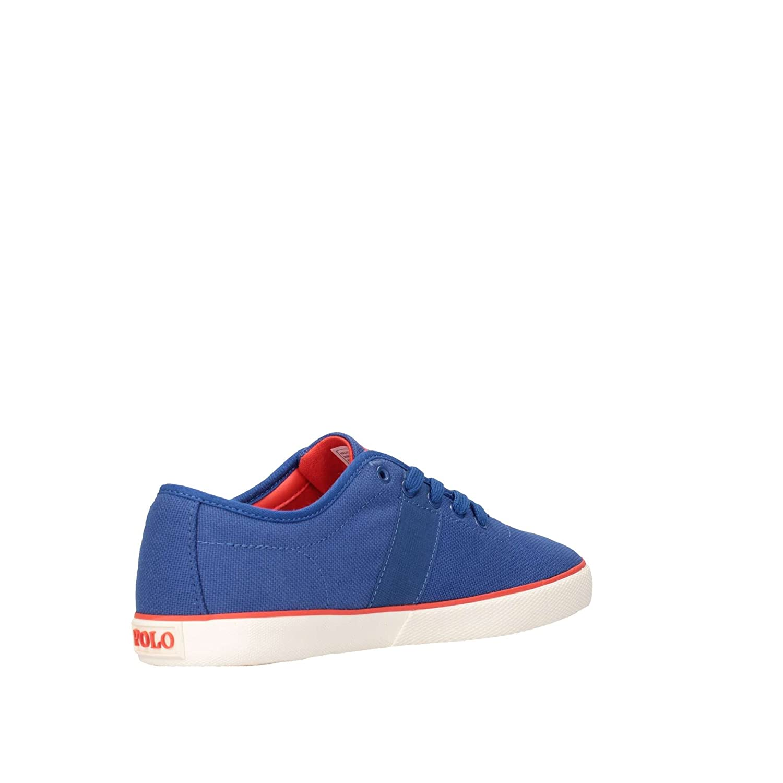 Zapatillas Polo Ralph Lauren Halford Ne - Color - AZUL, Talla - 42 ...