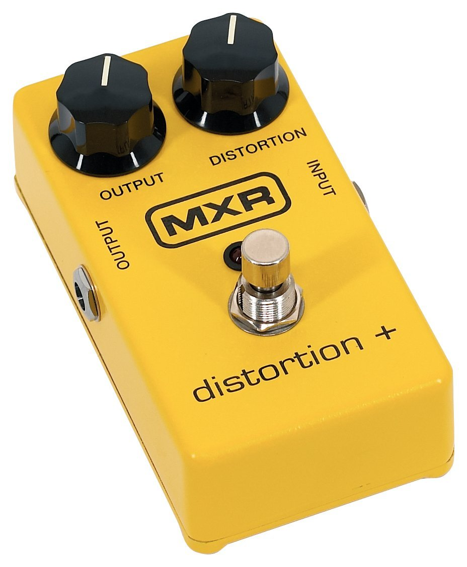 MXR M104 Distortion + by Jim Dunlop