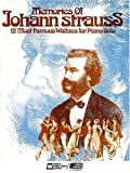 Memories of Johann Strauss, , 0793527732