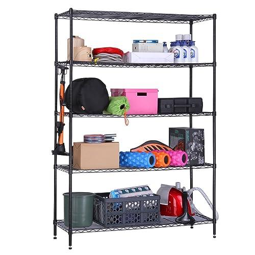 Basement Storage Shelves: Amazon.com