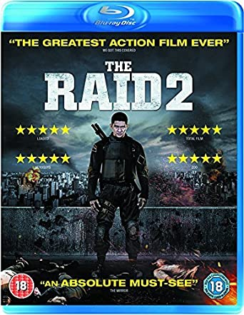 The Raid 2 2014 BluRay 720p 600MB ( Hindi – English ) ESubs MKV