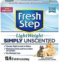 Fresh Step Simply Lightweight Odour Shield, 1/15.4Lb
