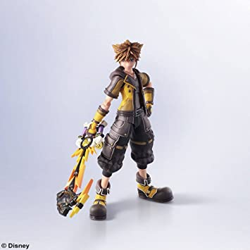 Square Enix Abysse Corp_AFGSQX264 Kingdom Hearts III - Bring Arts Sora Guard Form