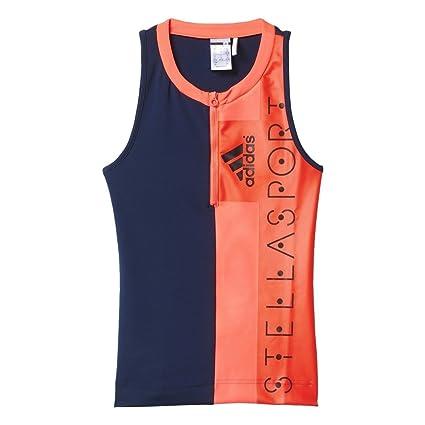 Amazon.com  Adidas Women s Stella Sport Logo Tank Size S  Sports ... 7a050f2e4d