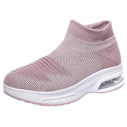 AG&T Zapatos Deporte Mujer Zapatillas Deportivas Correr ...