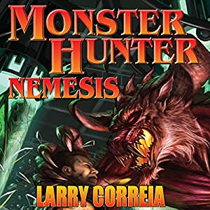 Monster Hunter Nemesis Audiobook