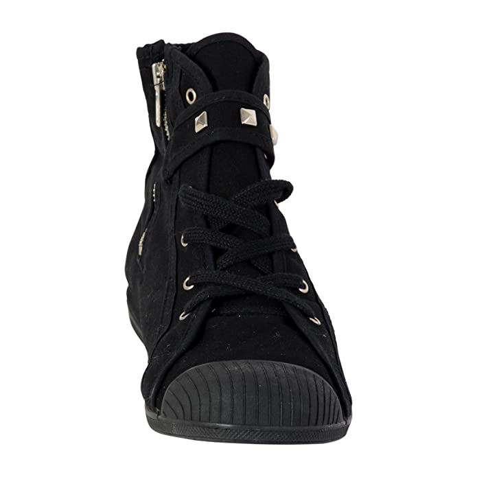 Mono Sacs et Argent Vegas Basket Noir Chaussures B Wati 8wpfqgg