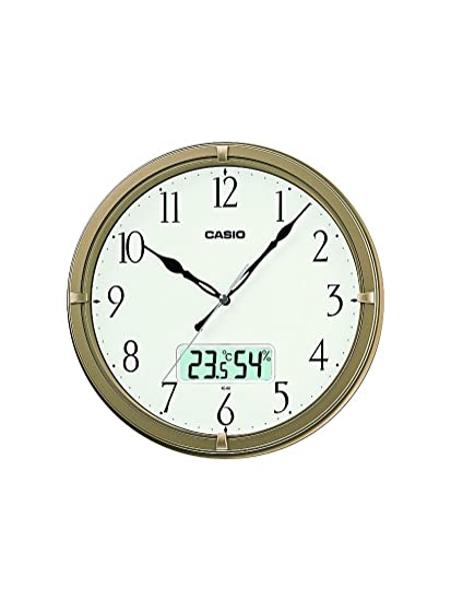 Casio De Ic esRelojes Reloj 02 9dAmazon Pared Y6gvmIfb7y