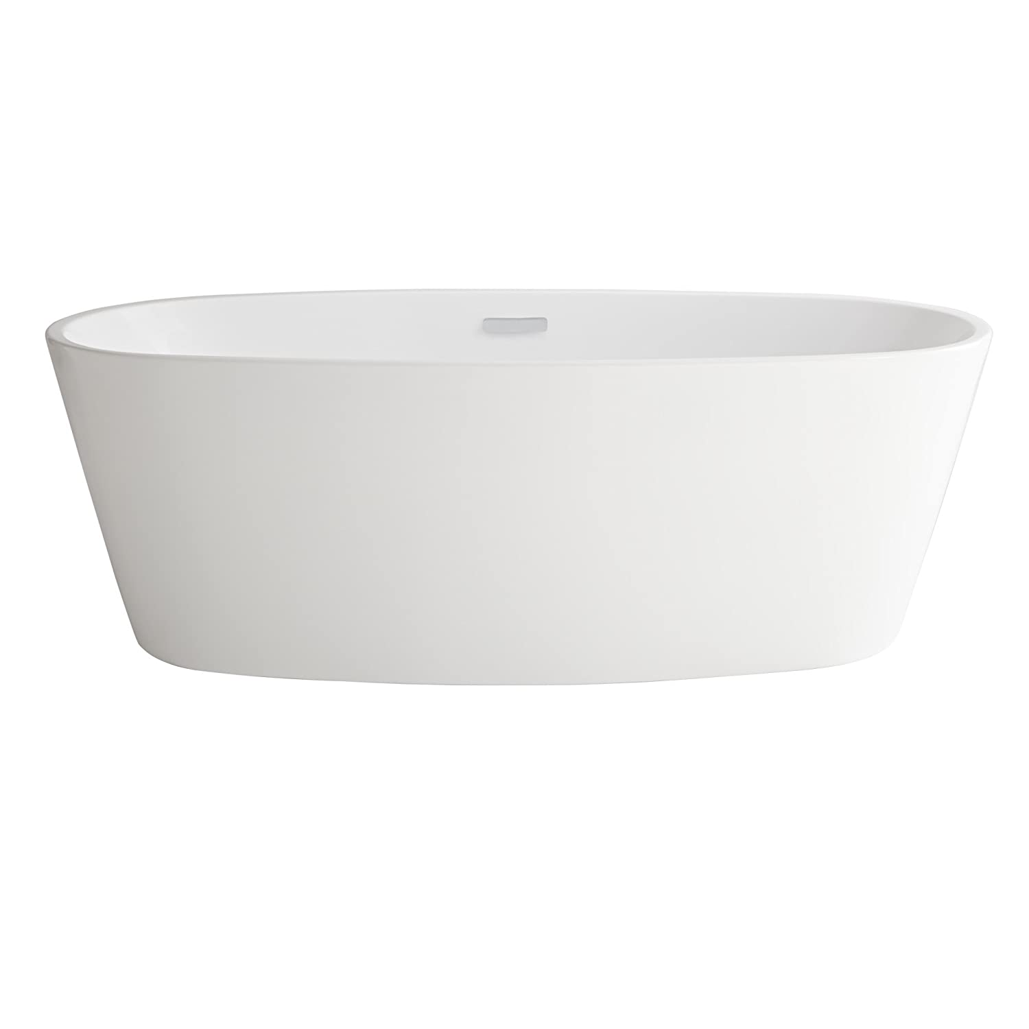 freestanding tub bathroom standard ideas bathtub kateryn skirted with american cast bateau iron skirt