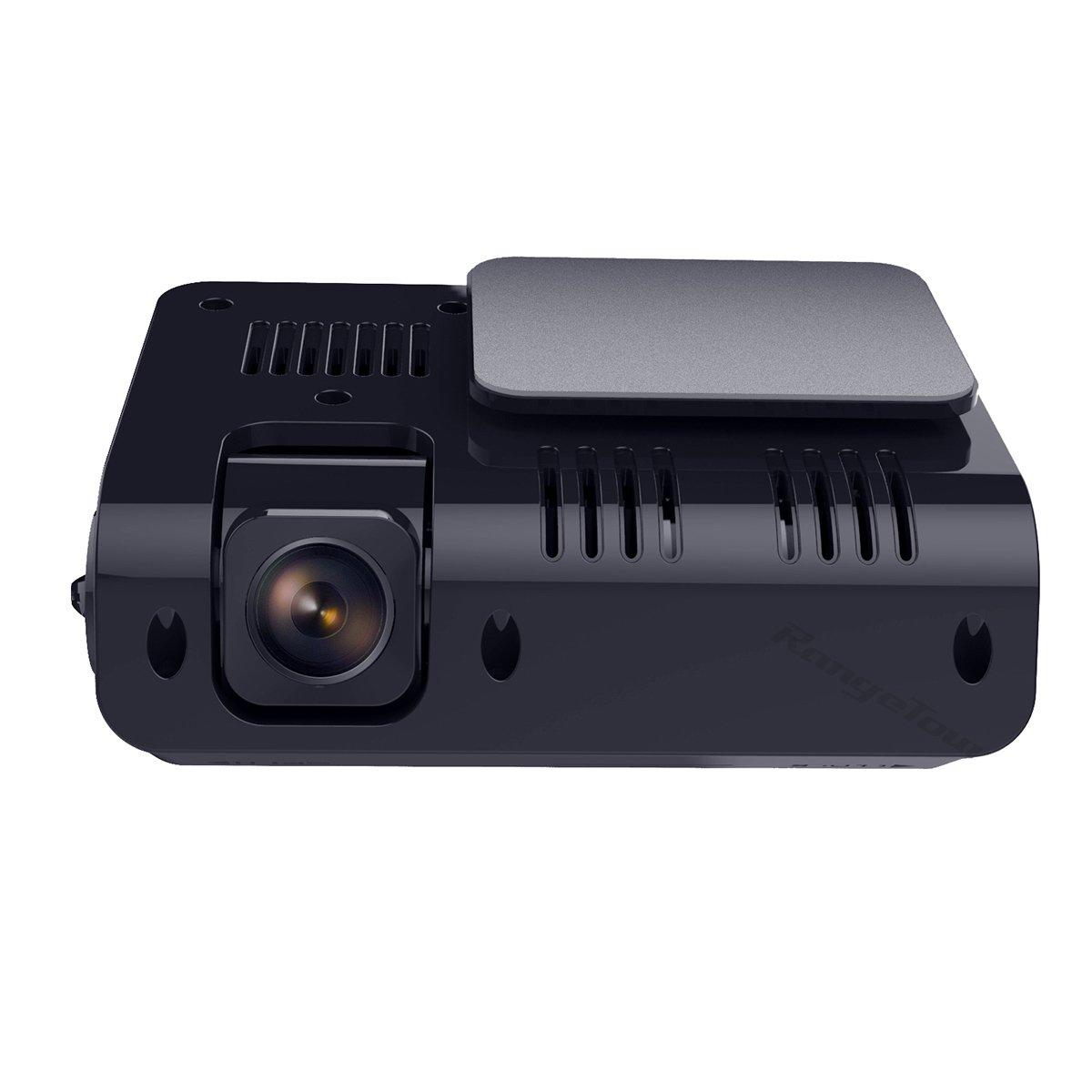 Rear view Camera Dash Cam Dashboard Dual Camera Recorder with HD 1080P 720P VGA,170/°Wide Angle Lens 2 LCD Screen