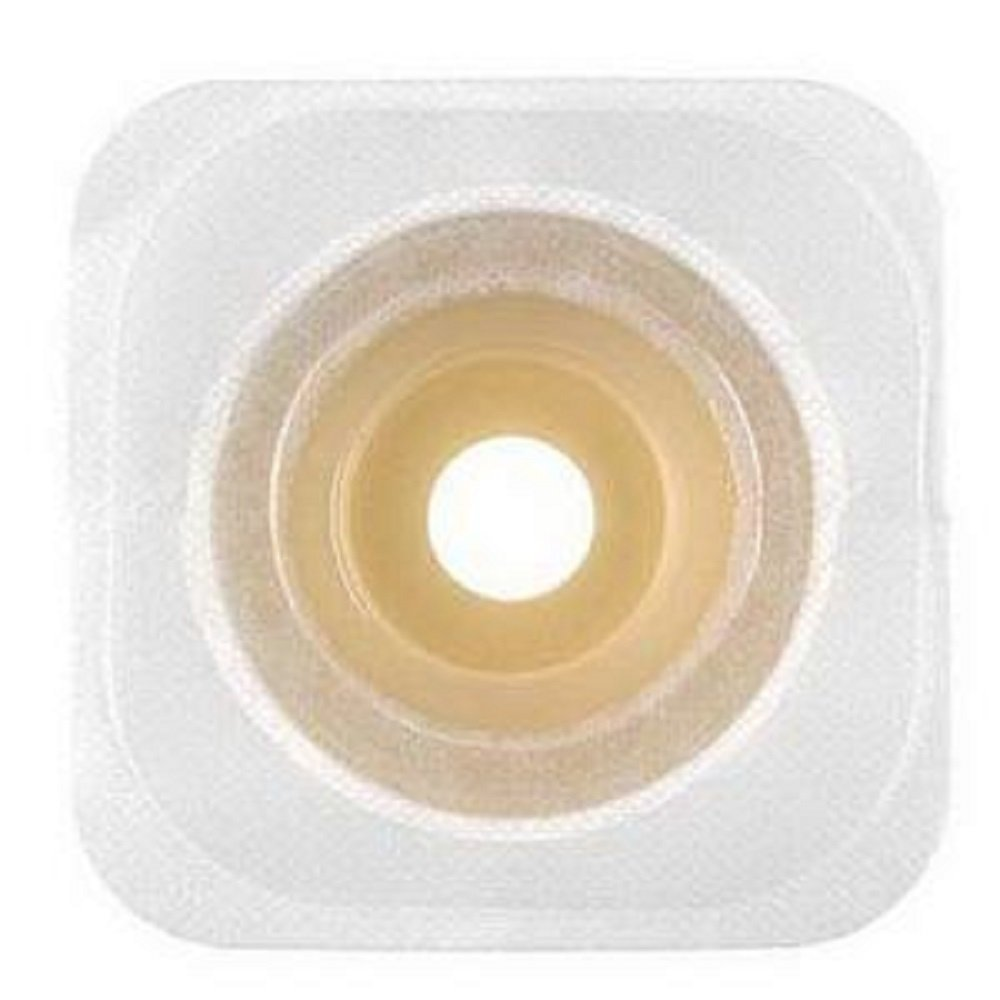 ConvaTec - Esteem synergy - Durahesive - Skin Barrier, 1/2'' to 7/8'' Mold-to-Fit, Convex, 1-3/4'' Flange, Small