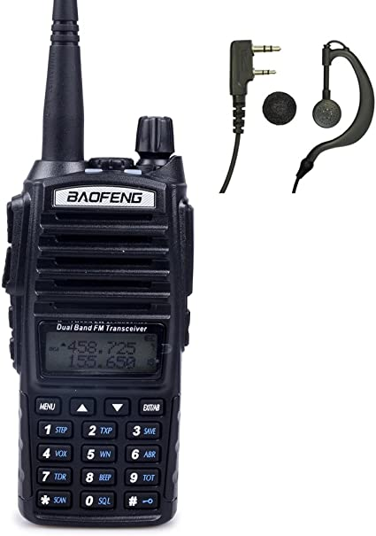 Amazon.com: Baofeng UV-82 Two-way radio (Negro): BFTECH