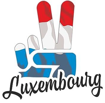 Victory Luxembourg De Jintora Voituresticker Autocollant WIbDEeH29Y