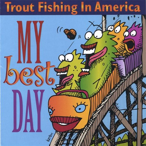 My pants fell down by trout fishing in america on amazon for Trout fishing in america