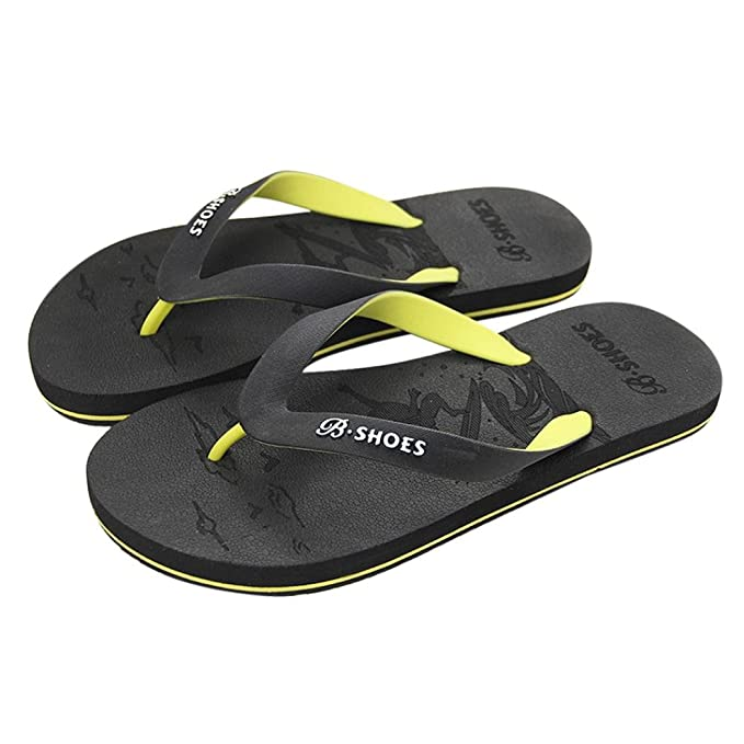 7bd4d62bd3cd Unisex Flip Flop OverDose Summer Women Men s Beach Sandals Bathing Shoes  (40 ...