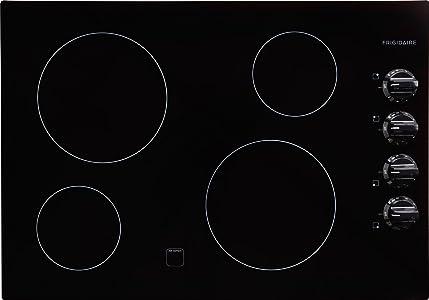 Frigidaire FFEC3024LB 30 Electric Cooktop - Black