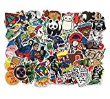 DOFE Car Stickers 500 Pcs, Laptop Stickers,Motorcycle Bicycle Luggage Decal Graffiti Patches for Teens (Stickers 500 pcs)