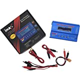 IMAX B6 80W 6A Professional 1-6 Cells T Plug and XT60 plug LiPo/NIMH/NICD Battery Balance Charger For RC Helicopter Aircraft Battery