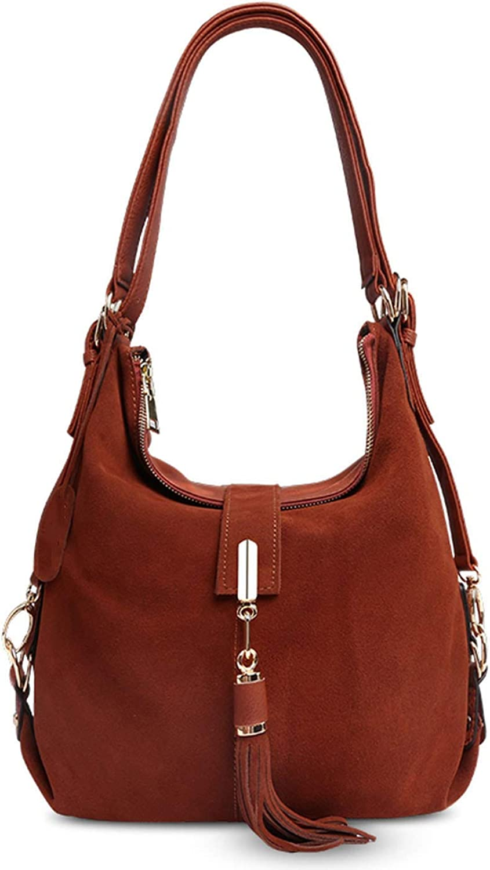 Women Split Suede Leather...